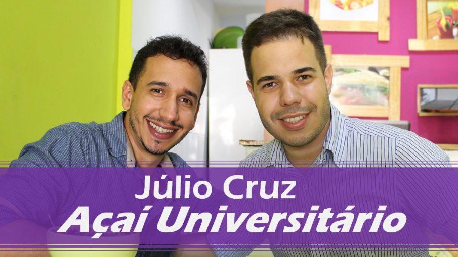 julio-cruz-açai-universitário