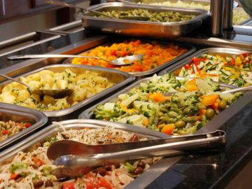 Como calcular o preço do quilo do seu buffet ou self-service